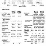 Radford MA15 MA25 STA15 STA25 Series 3 Leaflet P4