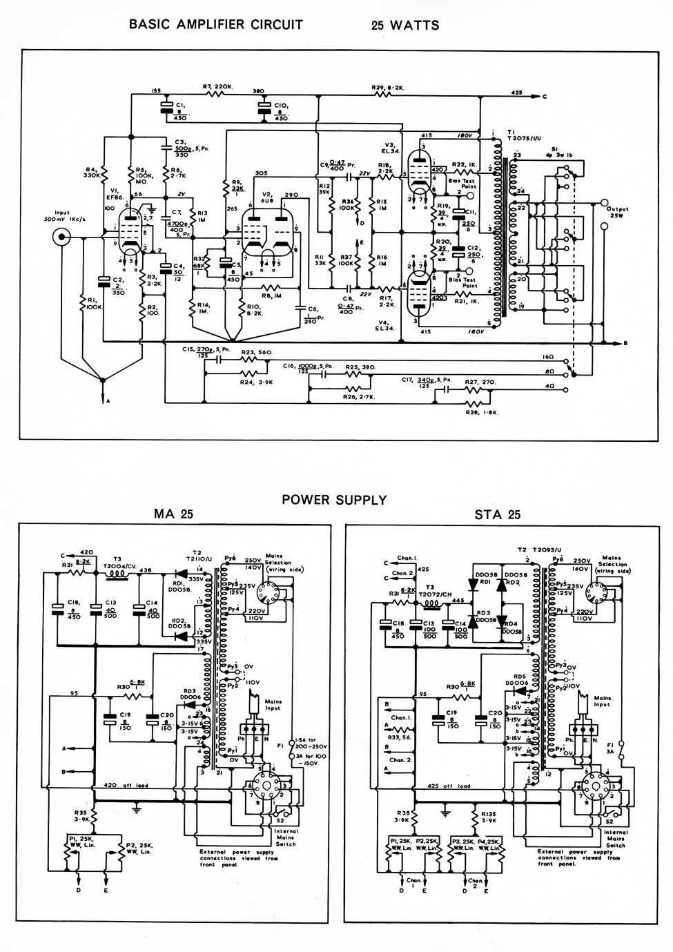 Simple Gauss Detection Switch L41074 in addition 211manual further Basic Triode Circuits besides Pierro Silver Coffee Machine Body Spare Parts in addition Goodman Electric Furnace Wiring Diagram. on home schematics