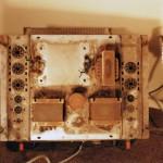 Original Radford STA15 transformers visible
