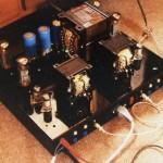 Radford based amplifier