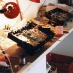 Radford STA25 Mk4 amplifiers being built