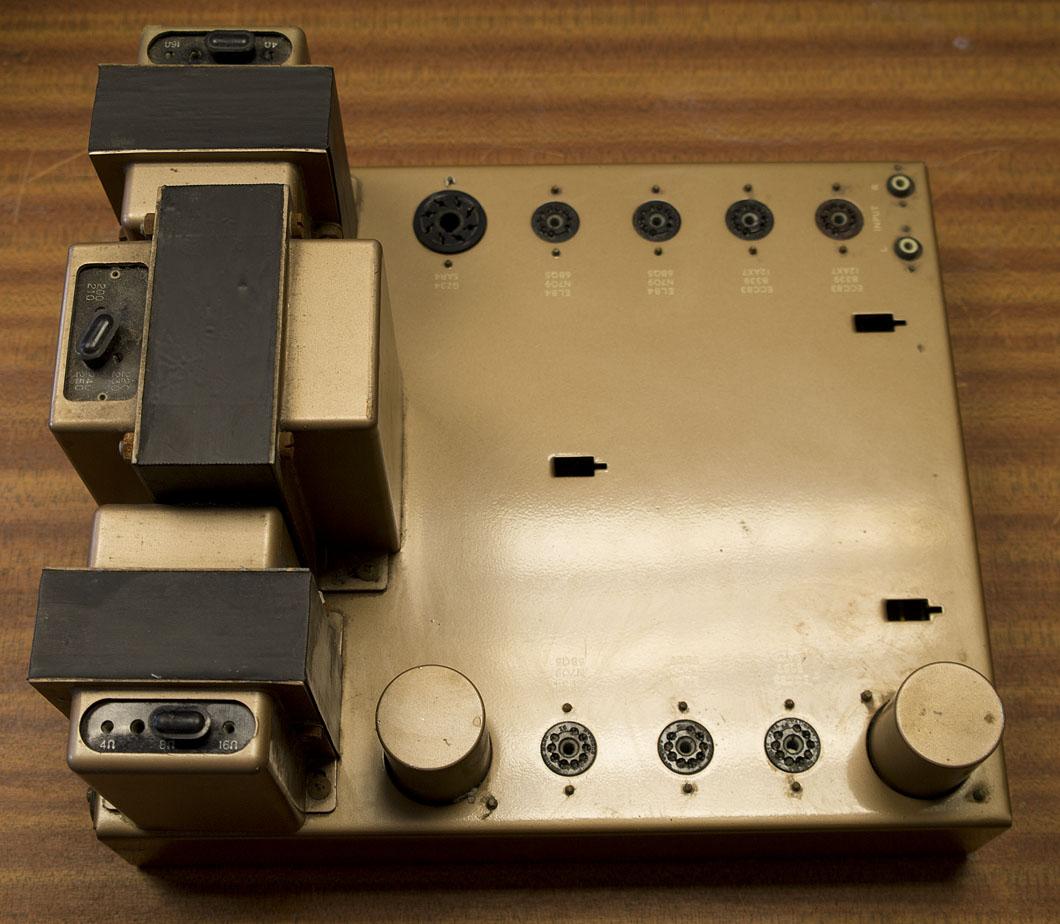 Leak Stereo 20 Restoration  U2013 Radford Revival